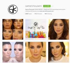 samera is my all time favorite as you can see below he shares a mapped out diagram of the makeup before he blends it this is how i learned how to dodge
