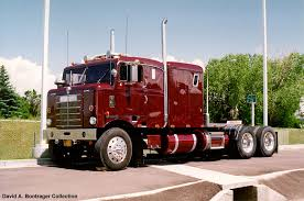 kw semi trucks for sale david a bontrager s restored trucks collection