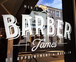 barber downtown auckland barber shop window signage shop pinterest barber shop and signage