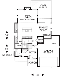 compact house plans contemporary style house plan 4 beds 3 5 baths 3026 sq ft plan
