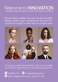 hair uk innovation hair and beauty nescot nescot college ewell epsom