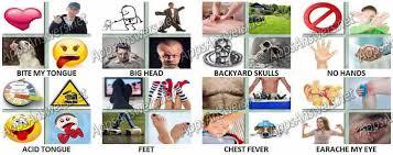 Backyard Skulls 4 Pics 1 Song Body Remix Answers Apps Answers Net