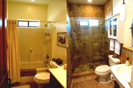 small bathroom remodels before and after ideas home design