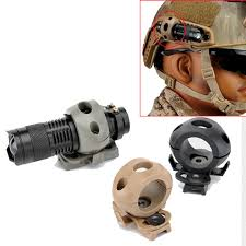 Tactical Helmet Light Tactical Single Clamp 1
