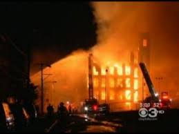 firefighters killed in 5 alarm kensington warehouse inferno