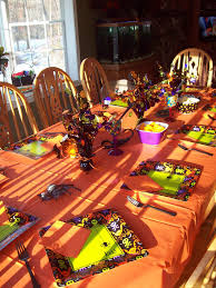 halloween party table halloween party ideas and supplies f u2026 flickr