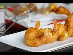 churros hervé cuisine beignets de crevettes croustillants au curry par hervé cuisine