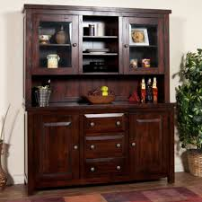 buffets a stunning wooden dining room hutch plans with steel leg
