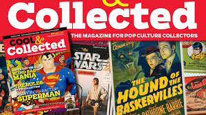 Magazines For The Blind Cool U0026 Collected The Magazine For Pop Culture Collectors By Brian