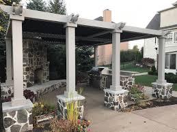 the smart pergola the perfect patio u0026 deck cover