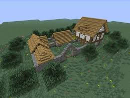 big farm house my 2 best buildings in creative check me out creative mode