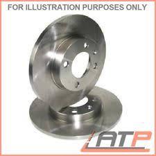 mercedes c class brake discs mercedes cabriolet brake discs ebay