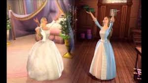 video barbie princess pauper