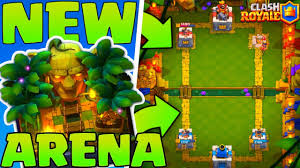 clash royale u0027 update will add jungle arena new cards and balance
