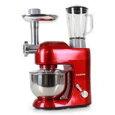 robots cuisine klarstein lucia rossa de cuisine multifonction