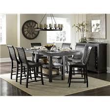 Dining Room Groups Progressive Furniture Willow Dining Distressed Finish Rectangular