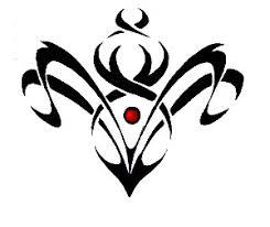 tribal aries stencil tattooshunt com