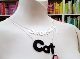 make necklace with name images Cricut name necklace how to make a shrink plastic pendant jpg