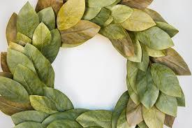 signature magnolia wreath magnolia chip joanna gaines