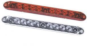 led trailer tail lights 15 7 16 led stop turn tail light bar