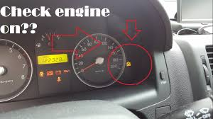hyundai tiburon check engine light hyundai getz camshaft position sensor replaced how to