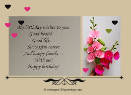 birthday wishes for girlfriend 365greetings com