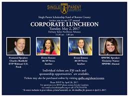 corporate luncheon