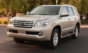 lexus suv models 2010 2010 lexus gx460 u2013 review u2013 car and driver