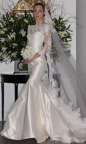 plus size wedding dresses with sleeves or jackets sleeve vintage mermaid dress with jacket plus size wedding