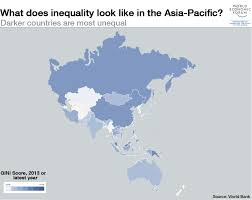 World Countries Map 5 Maps On The State Of Global Inequality World Economic Forum