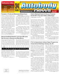 johnson lexus durham body shop southeastern march 2016 issue by autobody news issuu