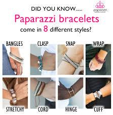 bracelet clasps styles images Paparazzi bracelets have 8 styles paparazzi jewelry jpg
