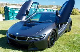 Bmw I8 Doors - 2016 legends of the autobahn premier financial services