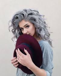 best box hair color for gray hair 18 best włosy images on pinterest grey hair hair colours and