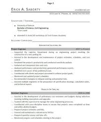sample achievements in resume