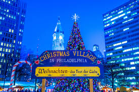 German Christmas Market Decorations by Christmas Village In Philadelphia Returns To Love Park Early In