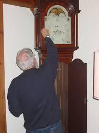 Grandpa Clock Grandson The Hillhouse