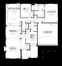 European Cottage Plans Main Floor Plan Of Mascord Plan 1153a The Devereaux European