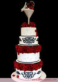 wedding cake martini damask wedding cake wedding cakes