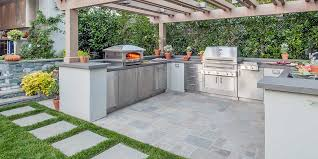 Outdoor Kitchens Cabinets Signature Outdoor Cabinets Kalamazoo Outdoor Gourmet