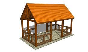 outdoor pavilion blueprints the multi purpose backyard pavilion