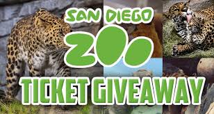 san diego zoo family four pack ticket giveaway hometown station