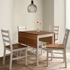 Drop Leaf Table And Chairs Drop Leaf Table U0026 Chair Sets Ebay