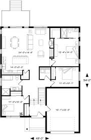 small split level house plans split level house plans no garage house plans