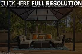 Lowes Gazebo Replacement Parts by Lowes Patio Gazebo Patio Outdoor Decoration