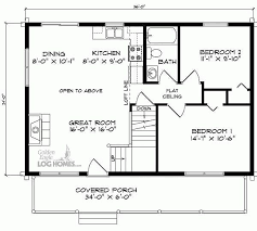 Log Garage Apartment Plans 435 Best Tiny Houses Images On Pinterest Cabin Floor Plans