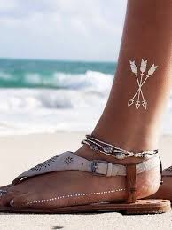 120 dainty ankle tattoos for girls 2017 collection