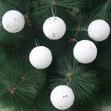 diy christmas party decoration supplies gifts 40mm modelling