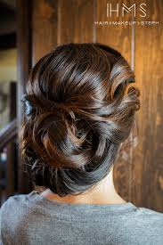 behind the chair styles behind the chair x updo hair style and bridesmaid hair