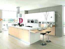 cuisine laquee cuisine laquee blanche cosy cuisine complate 2m80 laquac blanc